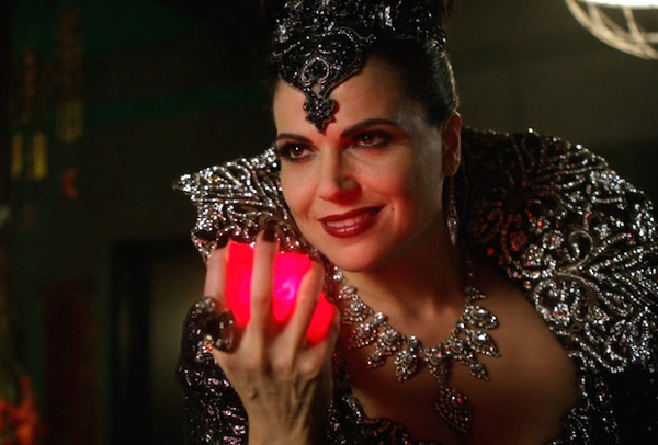 regina is the epitome of narcisissm