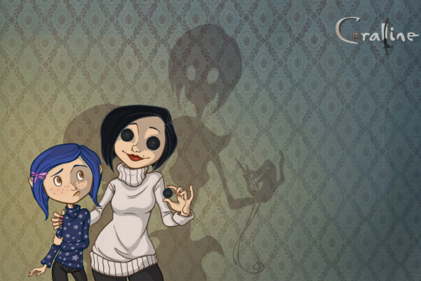 "Coraline's narrative of ""The Other mother"" represents the spectre of the adoptive maternal narcissist"