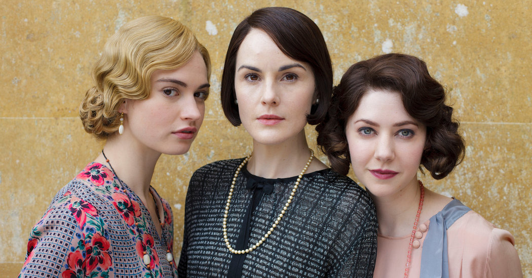 The Belles of Downton Abbey. Not including Edith.