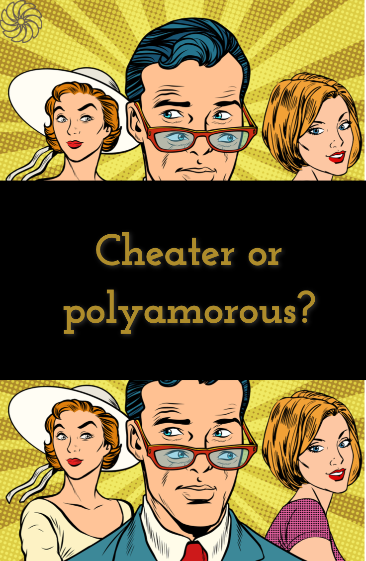 Am I a cheater or am I polyamorous?