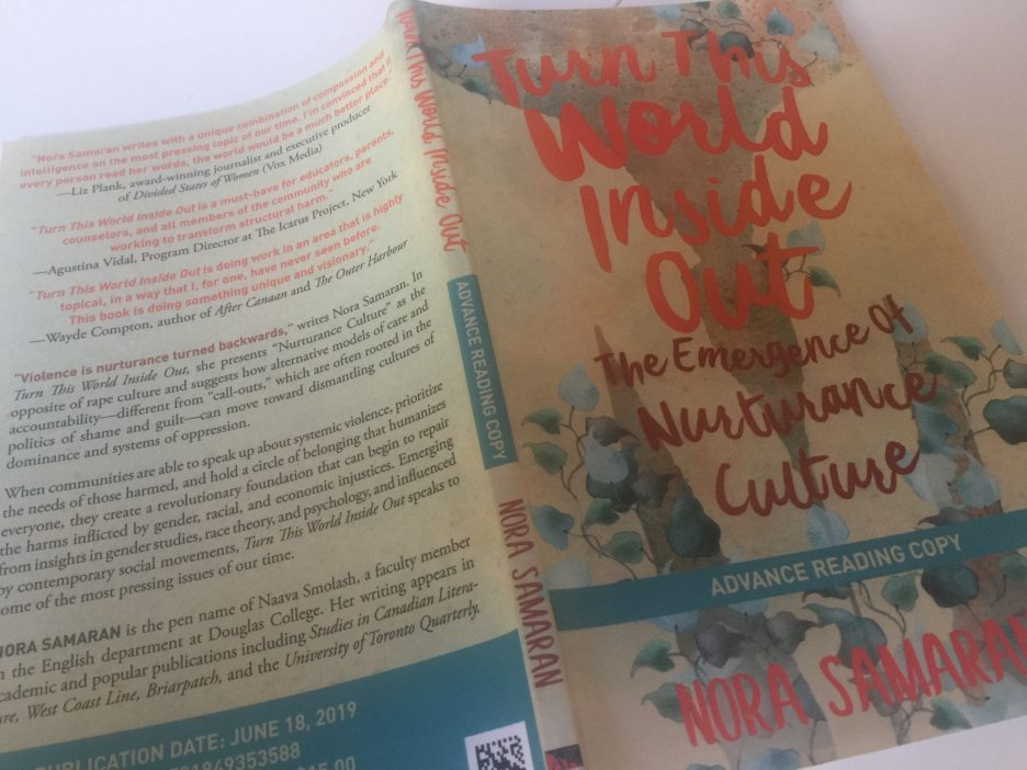 Nurturance Culture By Nora Samaran