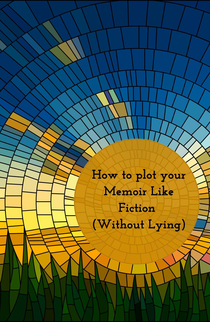 Plotting memoir Like Fiction course graphic